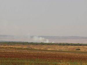 Türkiye'nin vurduğu hedeflerden dumanlar yükseliyor
