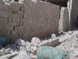 IŞİD Türkmen köylerini yerle bir etti