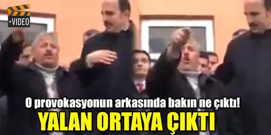 Konya Ladik'teki o provokasyonun arka planında bakın ne çıktı!
