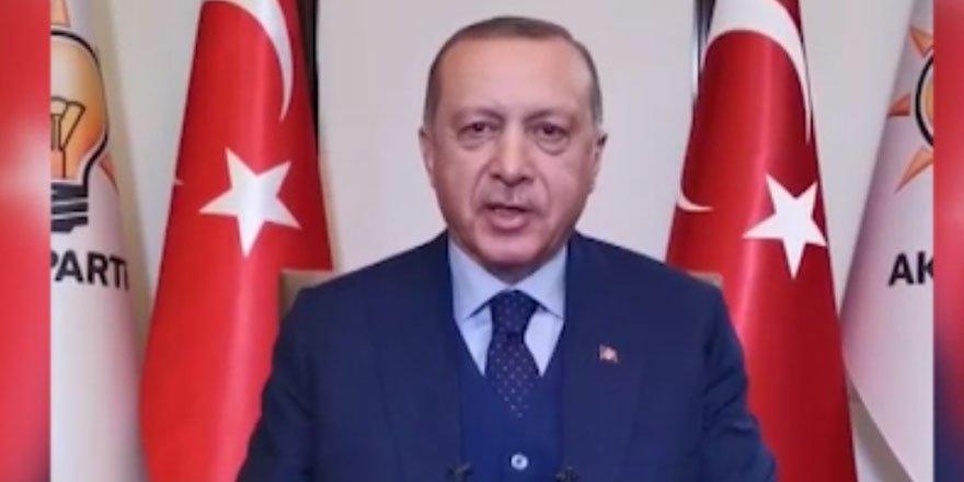 Cumhurbaşkanı Erdoğan'dan doğum günü teşekkürü