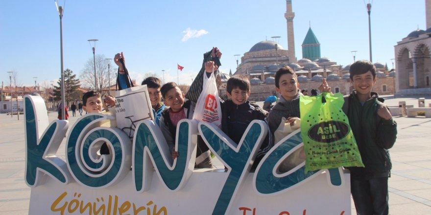 Konya'da Şivlilik Geleneği yaşatılıyor