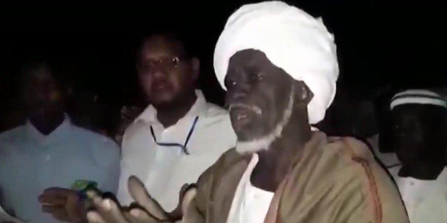 Sudan'dan Erdoğan'a seçim duası!