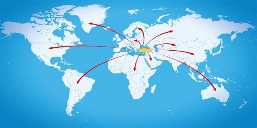 Türkiye'nin son 10 yılda en çok ihracat yaptığı 10 ülke