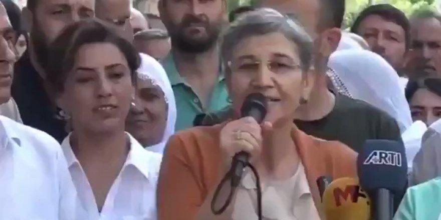 HDP'nin ölüm orucu tutan milletvekili Leyla Güven'den küstah sözler