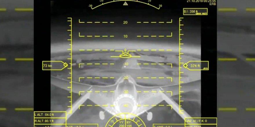 Selçuk Bayraktar, SİHA ve İHA eğitmen test pilotu uçuşunu paylaştı