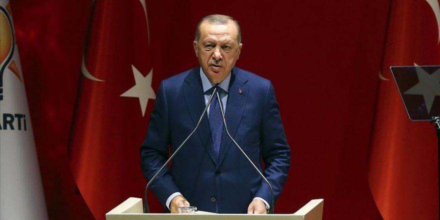 Cumhurbaşkanı Erdoğan: CHP Genel Başkanı Sinsi, Hasmane ve Yıkıcı Bir Tavır İçindedir