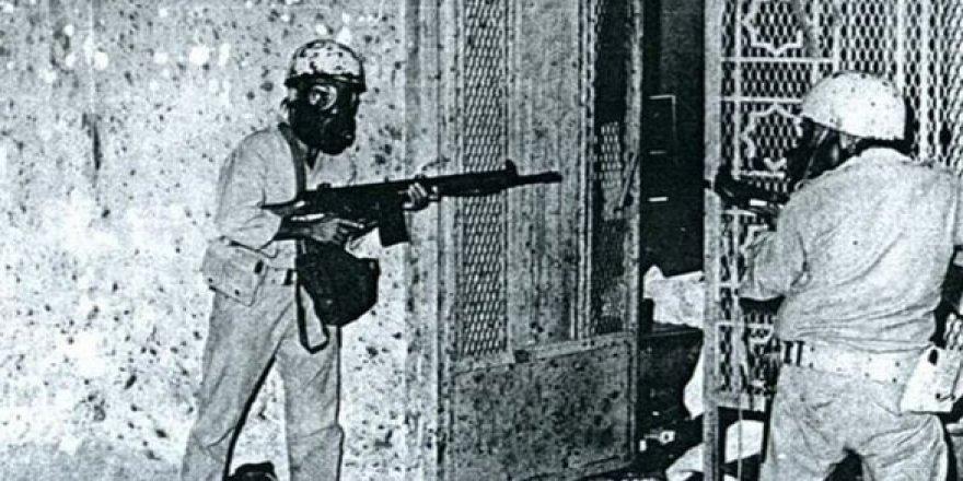 Kabe baskınının görüntüleri 40 yıl sonra ortaya çıktı!