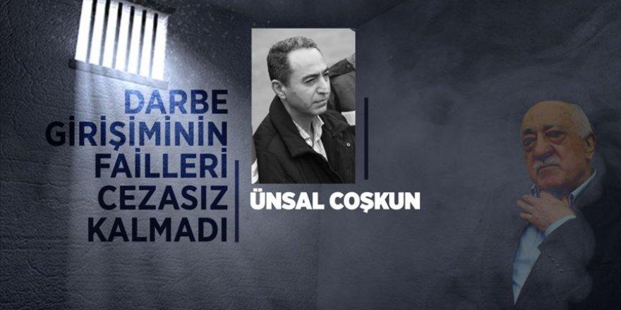 Ölüm yağdıran helikopterlerin komutanı Ünsal Coşkun cezasız kalmadı