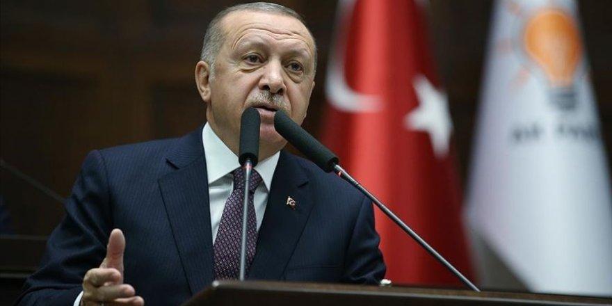 Erdoğan: Bu şizofrenik vakaları parlamentodan temizlemek lazım