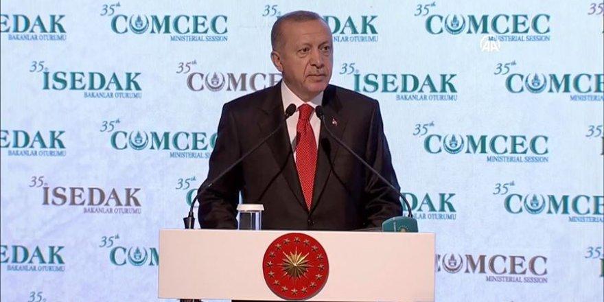 """Erdoğan: """"Üzerimize serilen ölü toprağından kurtulabilmiş değiliz"""""""