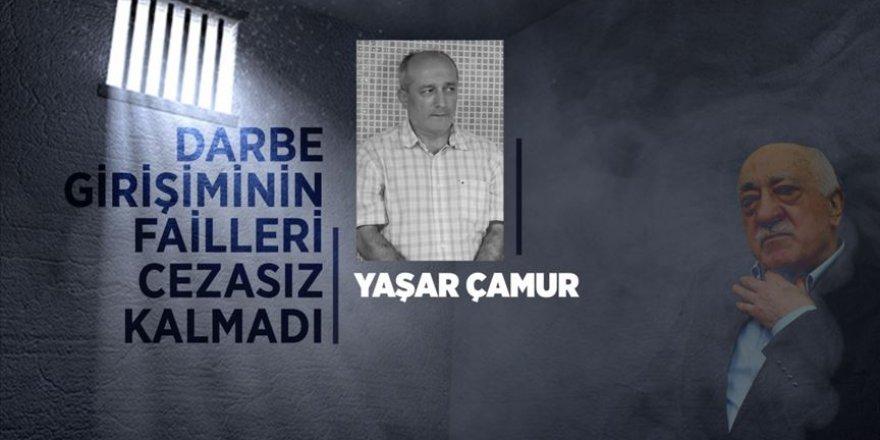 Gemilerin seyre çıkarılması emri veren Yaşar Çamur'a ağırlaştırılmış müebbet hapis