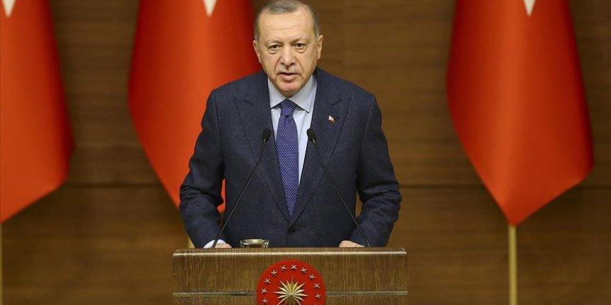 Erdoğan: Aylık 894 lira taksitle ev sahibi olma imkanı sağlayacağız