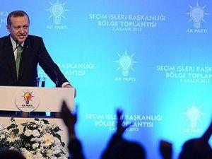 AK Parti İzmir Adayı Binali Yıldırım oldu...