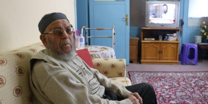 105 yaşındaki Seyit dede uzun yaşamın sırrını anlattı