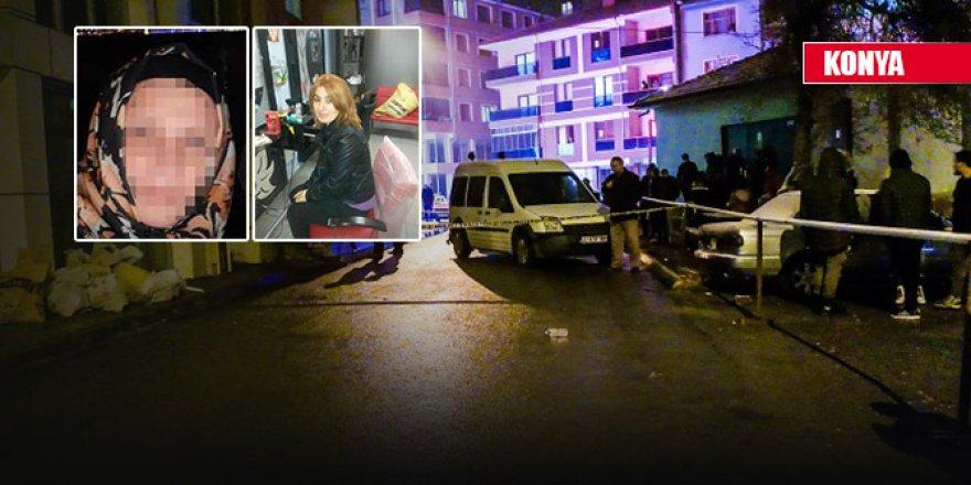 Konya'da eski eş dehşeti
