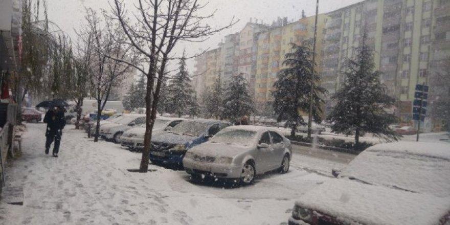 Konya-Antalya karayoluna zincirsiz araç gönderilmiyor