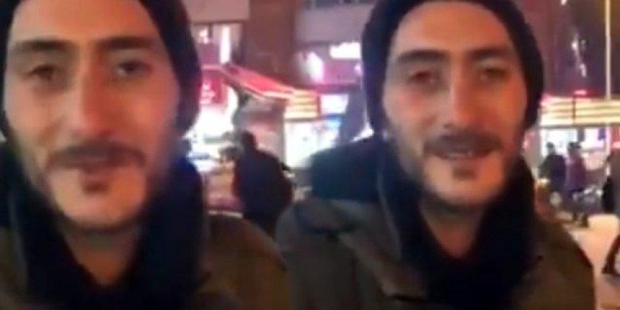 Sokakta yaşamak zorunda kalan Hasan'a yardım eli uzandı