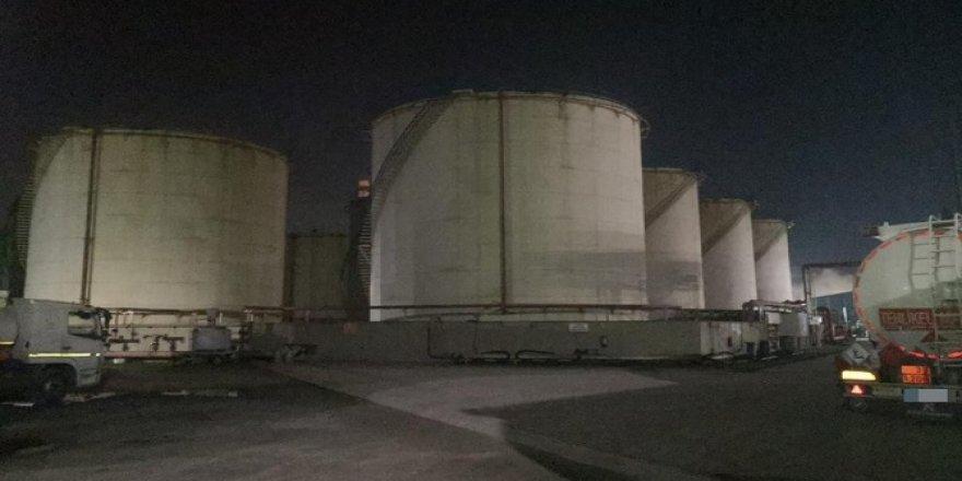 Konya ve Mersin'de 5 milyon 212 bin litre kaçak akaryakıt ele geçirildi