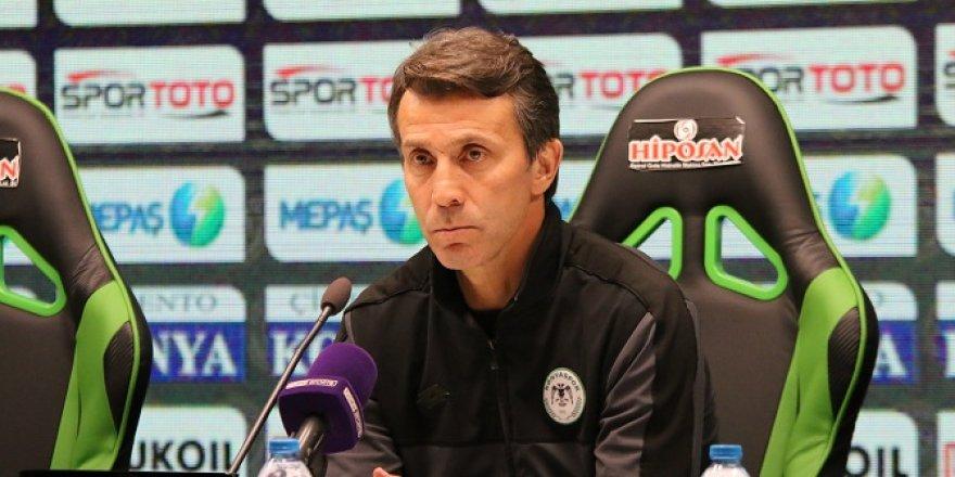 Konyaspor-Fenerbahçe maçı sonrası Bülent Korkmaz'dan açıklamalar