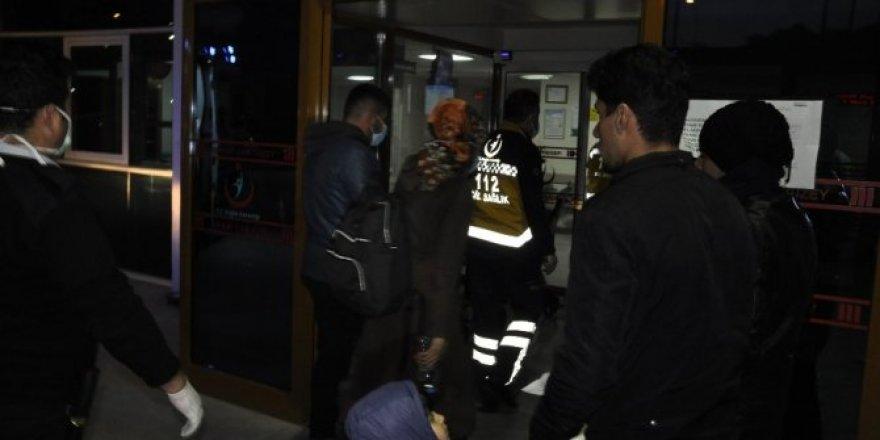Konya'da hastaneyi terk edenler bulunup geri getirildi