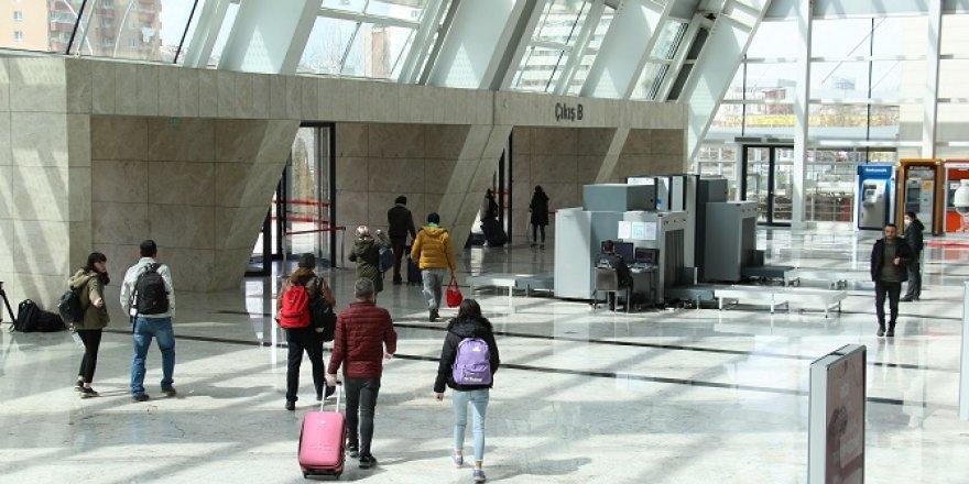 YHT garları ve Marmaray istasyonlarına termal kamera