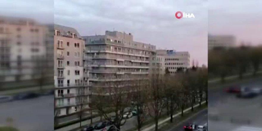 AB'nin başkenti Brüksel'de ezan ilk defa minareden okundu