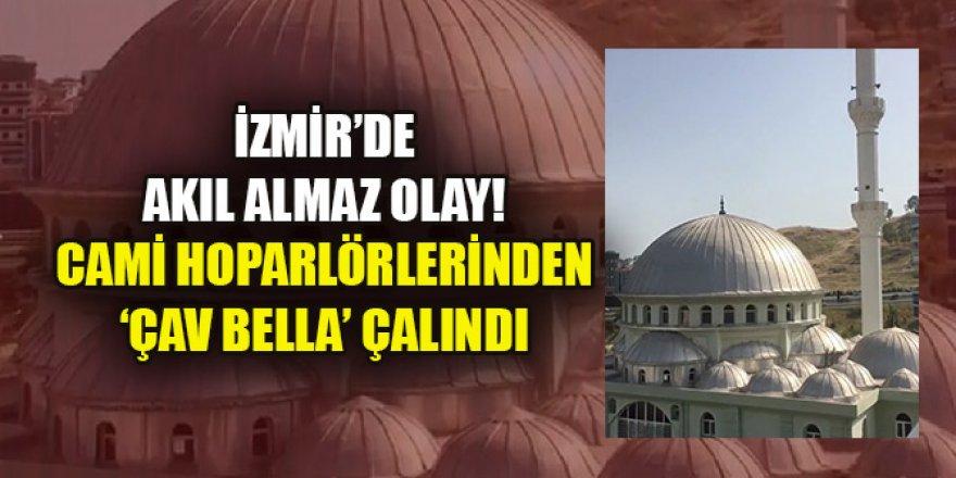 İzmir'de akıl almaz olay! Cami hoparlörlerinden 'Çav Bella' çalındı