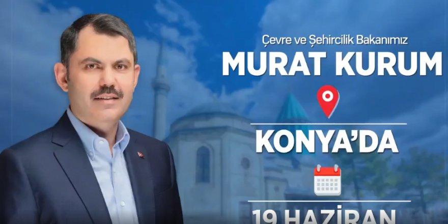 Bakanlıktan videolu mesaj: Vefa şehri Konya