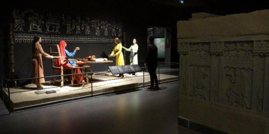 Dünyanın tek Urartu müzesine ziyaretçi ilgisi