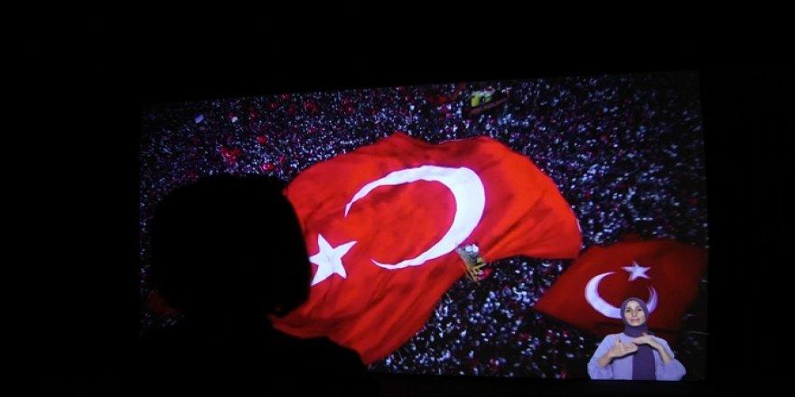 Konya'da üç boyutlu 'Büyük Taarruz' ve 'Ayasofya' gösterimi