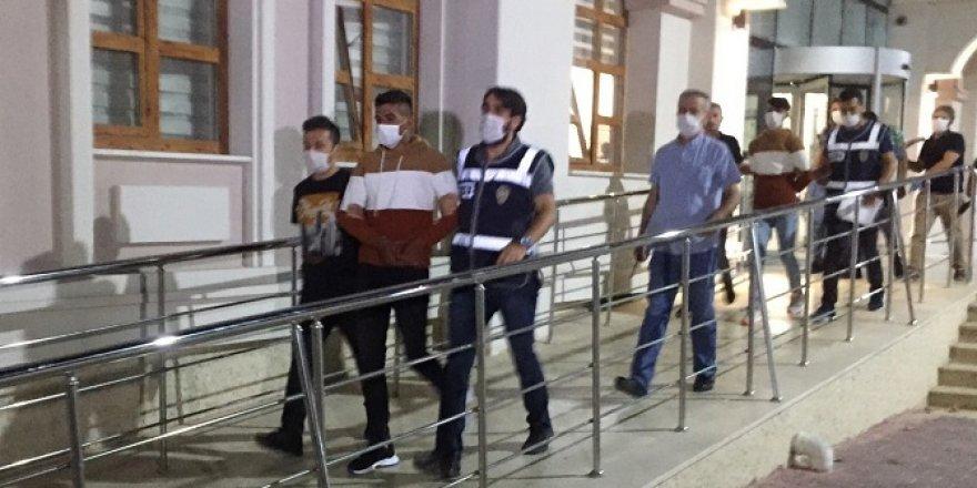 Konya'da market ve büfe hırsızları yakalandı