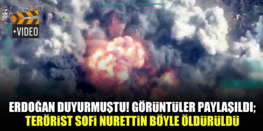 Terörist Sofi Nurettin böyle öldürüldü