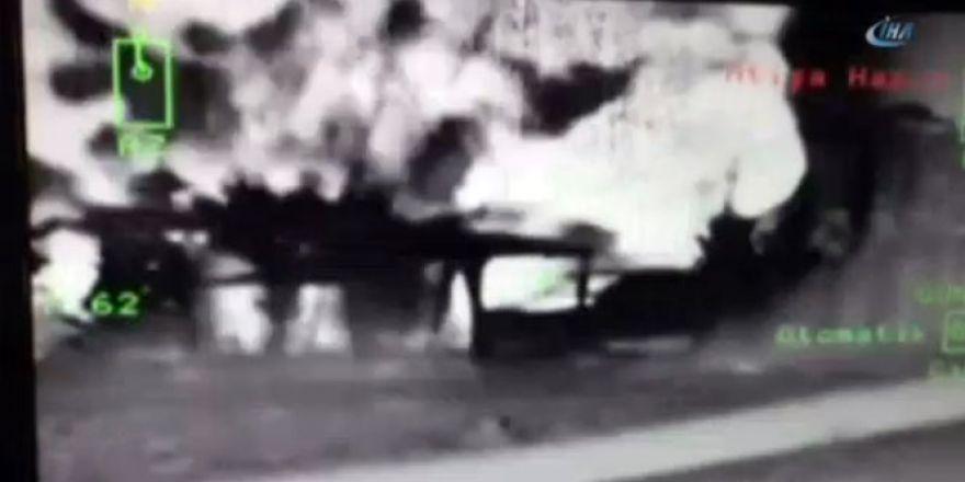 Canlı bombalar kendilerini böyle patlattı