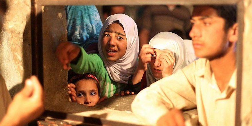 Halep ölüme direniyor