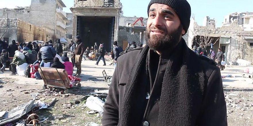 Halep'e şarkıyla veda