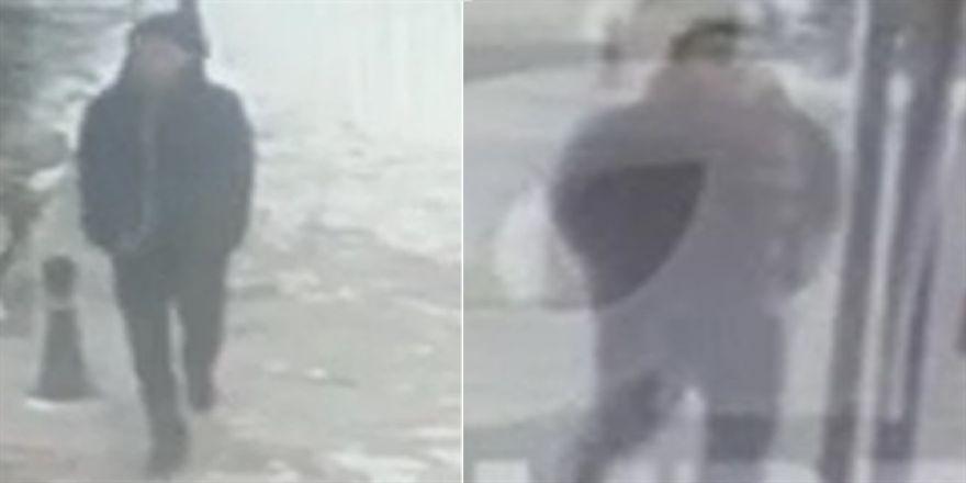 Terörist Konya'da böyle görüntülenmiş