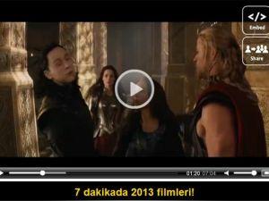 7 dakikada 2013 filmleri!