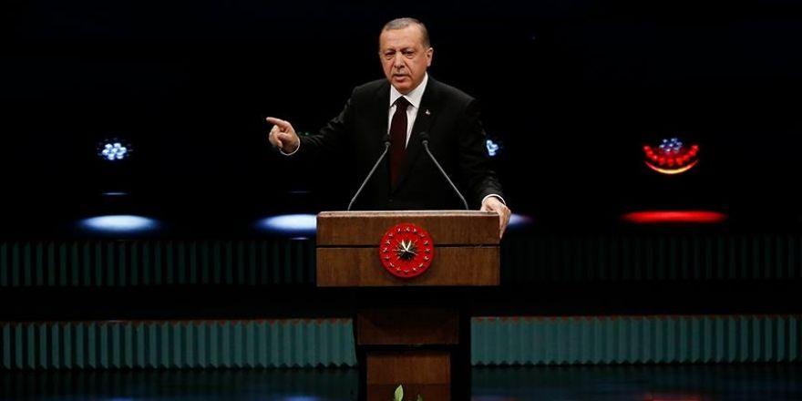 Erdoğan: Bu ülkede kimsenin yaptığı yanına kar kalmayacak