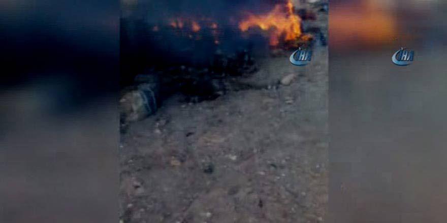 El Bab'da bombalı araçla saldırı