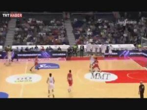 İnanılmaz basket