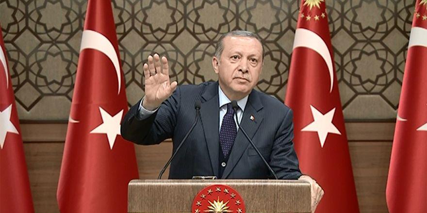 Cumhurbaşkanı Erdoğan'dan Avrupa'ya sert uyarı !