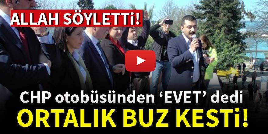 CHP'li başkan 'Evet' dedi, ortalık karıştı