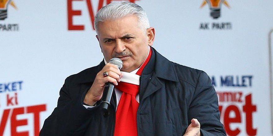 Başbakan Yıldırım yeni sistemin gerekliliğini örneklerle anlattı