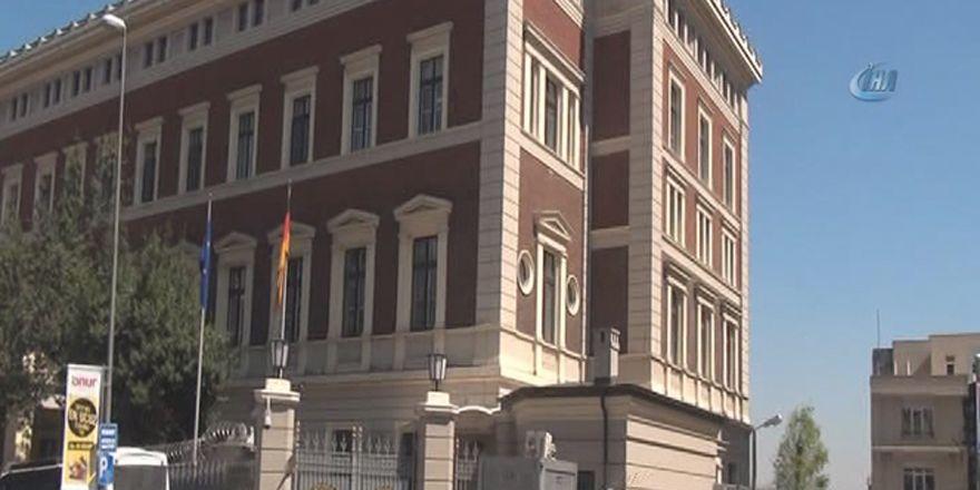 Almanya'nın İstanbul Başkonsolosluğuna şüpheli paket alarmı