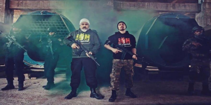 Jandarma Özel Harekat'ın 'Rap'li klibi büyük beğeni topladı