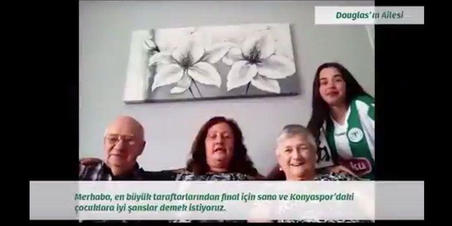 Konyasporlu futbolculara büyük sürpriz!