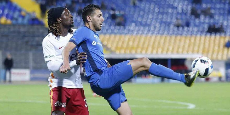 Konyaspor'un yeni transferi Mehdi Bourabia