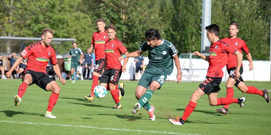 Hazırlık maçı: Freiburg 2-0 Konyaspor | ÖZET