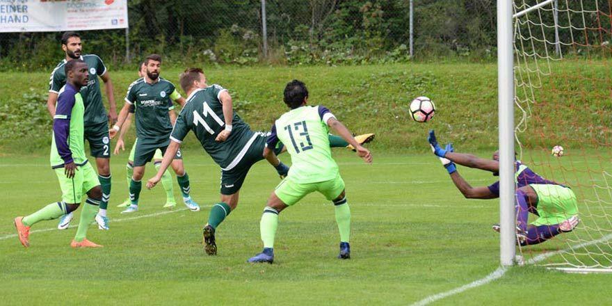Atiker Konyaspor, Al Ahli'yi 4-0 yendi | ÖZET