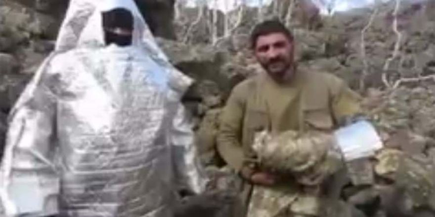 PKK neden alüminyum folyo kullanıyor?